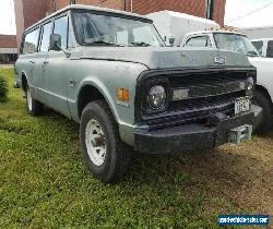 1970 Chevrolet Suburban for Sale