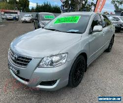 2009 Toyota Aurion GSV40R AT-X Silver 6sp 6 SP AUTO SEQUENTIAL Sedan for Sale