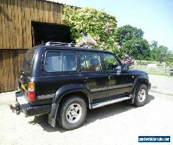 Toyota Land Cruiser Amazon VX Auto 4.5 Petrol. 1997 Series 80. 132K miles FSH   for Sale