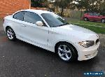 BMW 1 Series 118d Sport Coupe 2009 for Sale