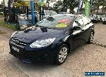 2011 Ford Focus LW Ambiente Blue Automatic 6sp A Hatchback for Sale