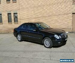 2008 Mercedes-Benz E280 ELEGANCE Automatic Sedan for Sale
