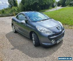 2009 58 Peugeot 207 CC 1.6 16v 120 Coupe ELLE for Sale