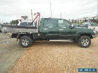 TOYOTA LANDCRUISER GXL (4*4)(2001) 4d c/c automatic 4.5L multi point fuel inject for Sale