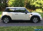 2010 MINI Hatch 1.6 One (Pepper) 3dr for Sale