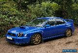 Subaru Impreza 2.0 WRX UK300 Limited Edition ProDrive Performance package for Sale