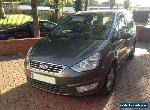 Ford Galaxy Zetec TDCI Auto 2011 2.0  Green Gearbox Issues but driveable for Sale