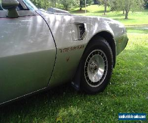1979 Pontiac Trans Am Firebird Trans am