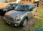 2007 Mini One 1.4 Manual for Sale