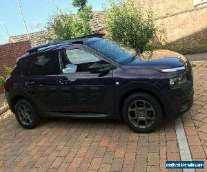 Citroen C4 cactus 1.2 petrol 2015 for Sale