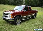 1998 Chevrolet Silverado 1500 for Sale