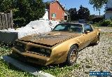 1978 Pontiac Trans Am 6.6 T/A Special Edition for Sale