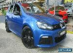 2010 Volkswagen Golf 1K MY10 R Blue Automatic 6sp A Hatchback for Sale