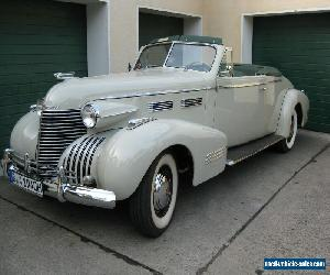 1940 Cadillac Fleetwood for Sale