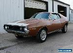 1971 AMC Javelin AMX for Sale