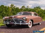 1952 Hudson Wasp Wasp Brougham Coupe for Sale