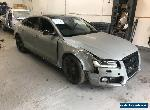 2011 AUDI A5 3.0 TDI S-LINE 5 DOOR AUTOMATIC DAMAGED SALVAGE REPAIRABLE  for Sale