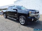 2017 Chevrolet Silverado 1500 4x4 Crew Cab 5.75 ft. box 143.5 in. WB High Country for Sale