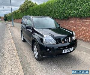 Nissan Xtrail 2.0 DCI 174 bhp T31 2010 Black for Sale