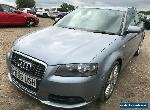 2007 AUDI A3 SPORTBACK 2.0 TDI QUATTRO S-LINE-AUTO NAV+LEATHER REALLY RARE MODEL for Sale