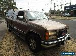 1992 GMC Sierra 2500 Gold Automatic A for Sale