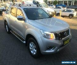 2018 Nissan Navara D23 Series III MY18 ST (4x2) Silver 7 SP AUTOMATIC for Sale