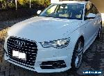 Audi A6 2015 TFSI 7 Speed Auto 1.8 Turbo Petrol for Sale