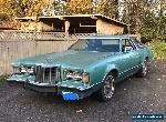 1979 Mercury Cougar for Sale