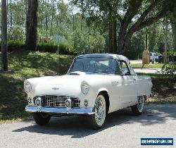 1956 Ford Thunderbird T-Bird Frame off Restored 312 Y-Block for Sale