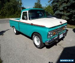 1964 Ford F-100 Custom for Sale