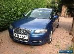 Audi A3 2.0 SE TDI 5 Door 2005 FSH 2 Previous Owners for Sale