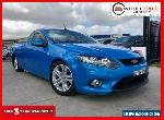 2011 Ford Falcon FG XR6 Blue Automatic A Utility for Sale