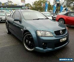 2008 Holden Commodore VE SS Blue Automatic 6sp A Utility for Sale