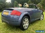 2004 Audi TT 180 T Roaster Convertible - NO RESERVE for Sale