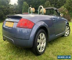 2004 Audi TT 180 T Roaster Convertible - NO RESERVE for Sale