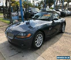 2003 BMW Z4 E85 2.5I Manual 5sp M Roadster for Sale