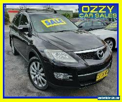 2008 Mazda CX-9 Luxury Maroon Automatic 6sp A Wagon for Sale