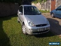 Ford focus 1.4 petrol silver 2002 for Sale