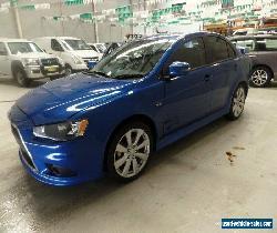 2014 Mitsubishi Lancer CJ MY14.5 ES Sport Blue Automatic 6sp A Sedan for Sale