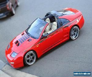 1990 Nissan 300ZX Strosek LS3 V8 Targa 2+2 Z32 Manual 6.2L