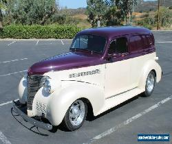 1939 Chevrolet Sedan Delivery for Sale