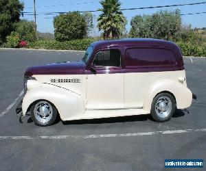 1939 Chevrolet Sedan Delivery