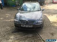 2007 VOLKSWAGEN GOLF MATCH 42,000 Miles for Sale