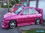 HIGHLY MODIFIED FORD ESCORT 1.6 PINK for Sale