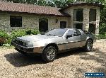 DeLorean: Coupe 2 door coupe for Sale