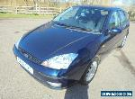 Ford Focus 1.8 i 16v Ghia 5dr SERVICE HISTORY for Sale