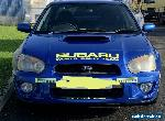 Subaru Impreza WRX STI 2.0ltr Spares Repairs Project Car Stage 3 Remapped for Sale