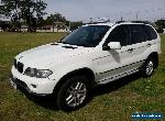 BMW E53 X5 3.0 Turbo Diesel Automatic for Sale