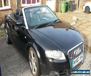 Audi A4 Convertible 2.0 TDI 2007 for Sale