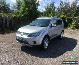 Mitsubishi Outlander 4x4 diamond spec  for Sale